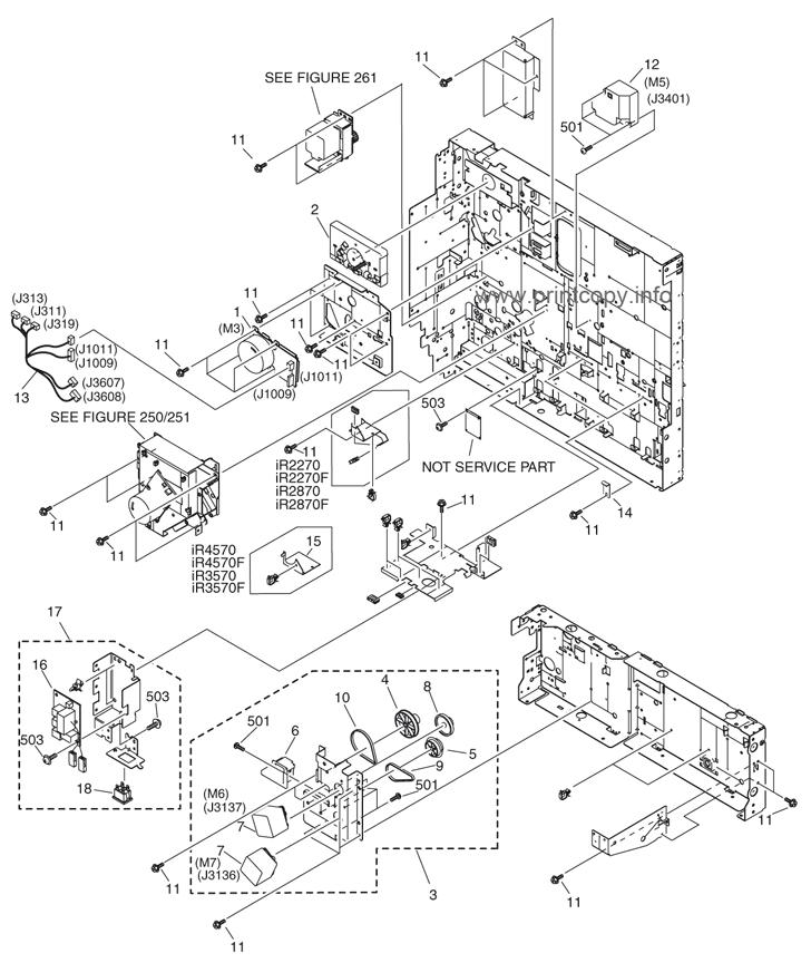 Parts Catalog Canon Ir4570 Page 7