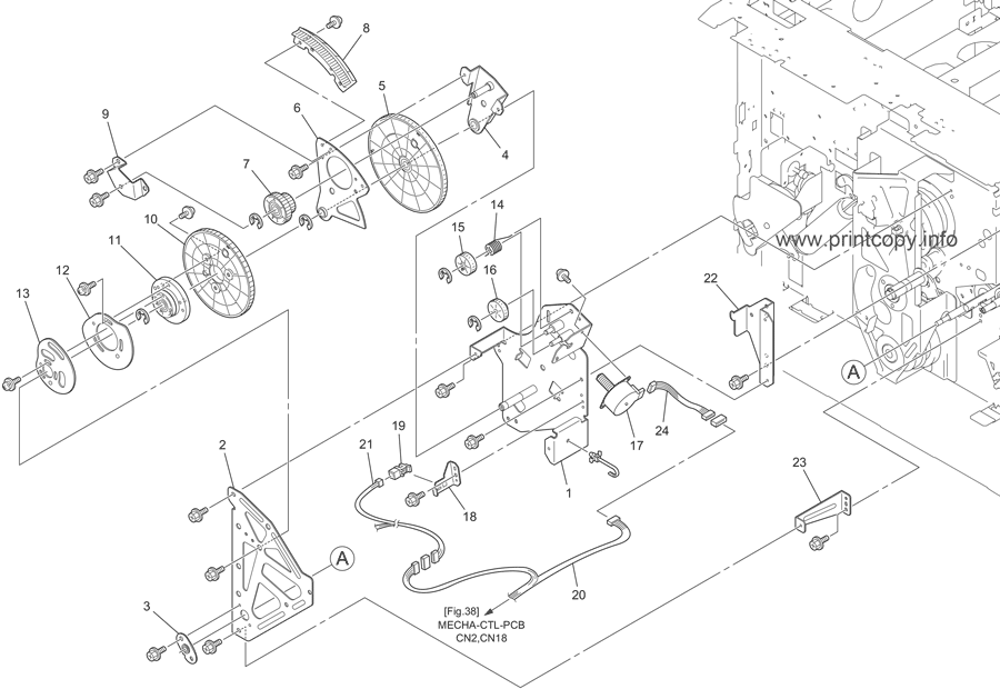 Drive Mechanism Area(1)