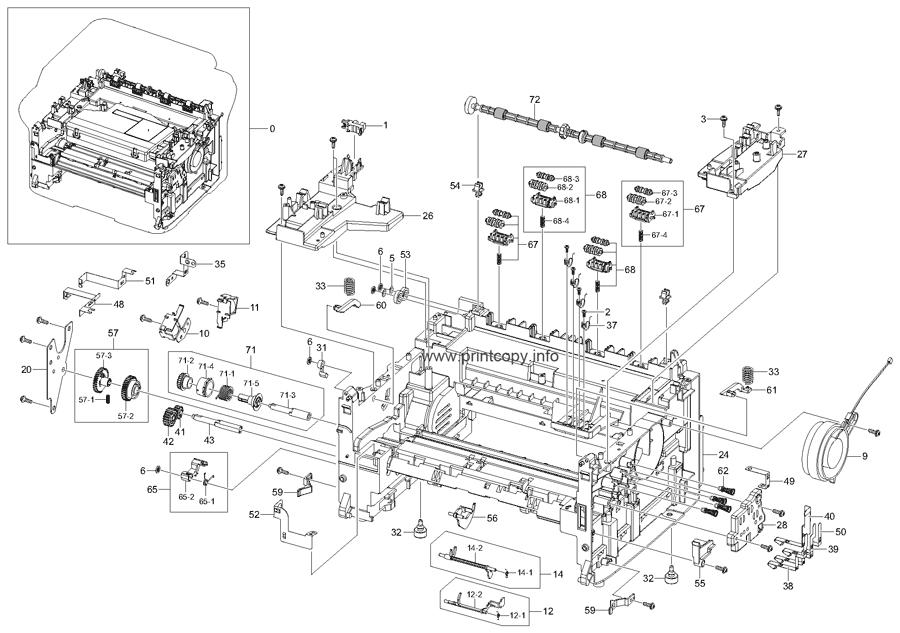 Parts Catalog Gt Samsung Gt Scx4623fn Gt Page 6