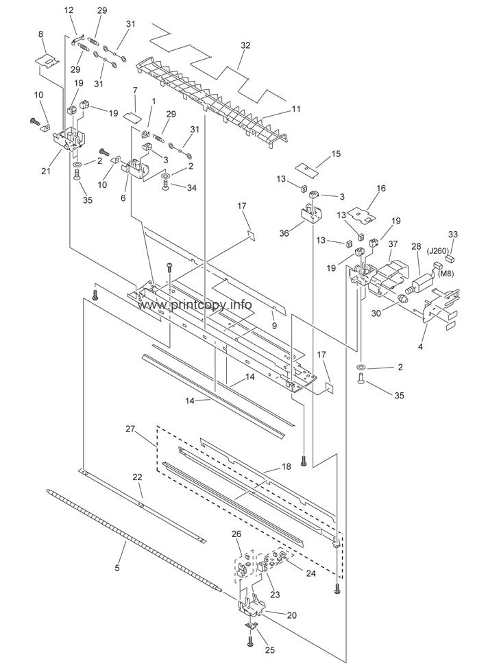 Canon Ir 5075 Parts Manual