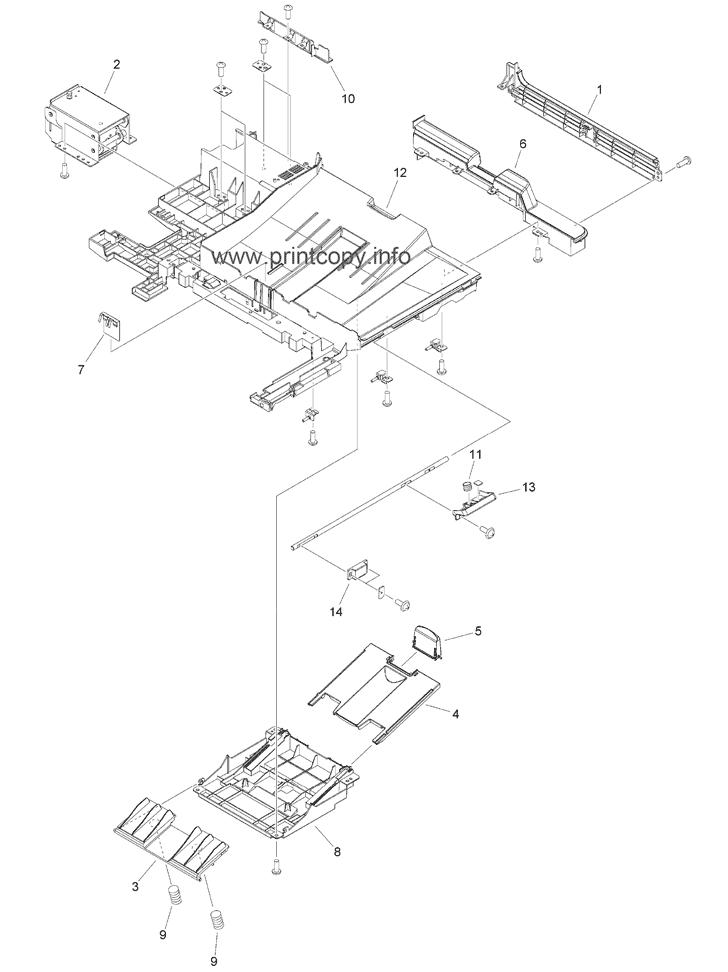 Parts Catalog Canon Ir Advance 6565 Page 108