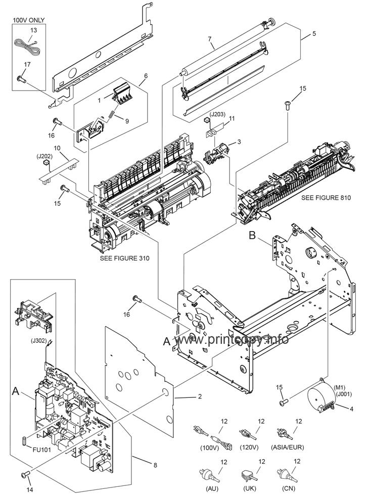 Parts Catalog > Canon > LBP2900 > page 2