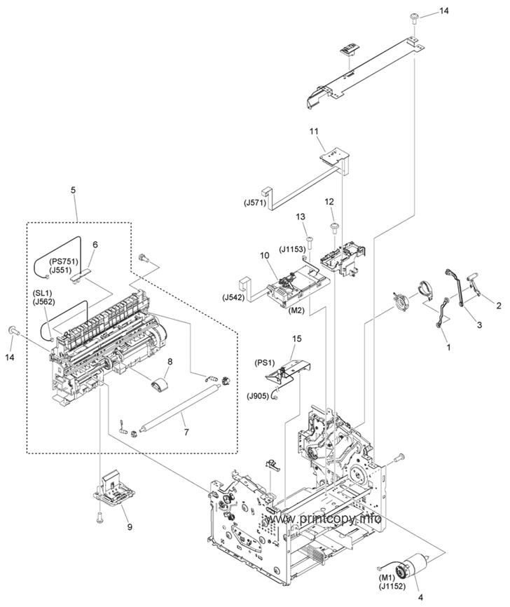 canon dadf m1 parts catalog