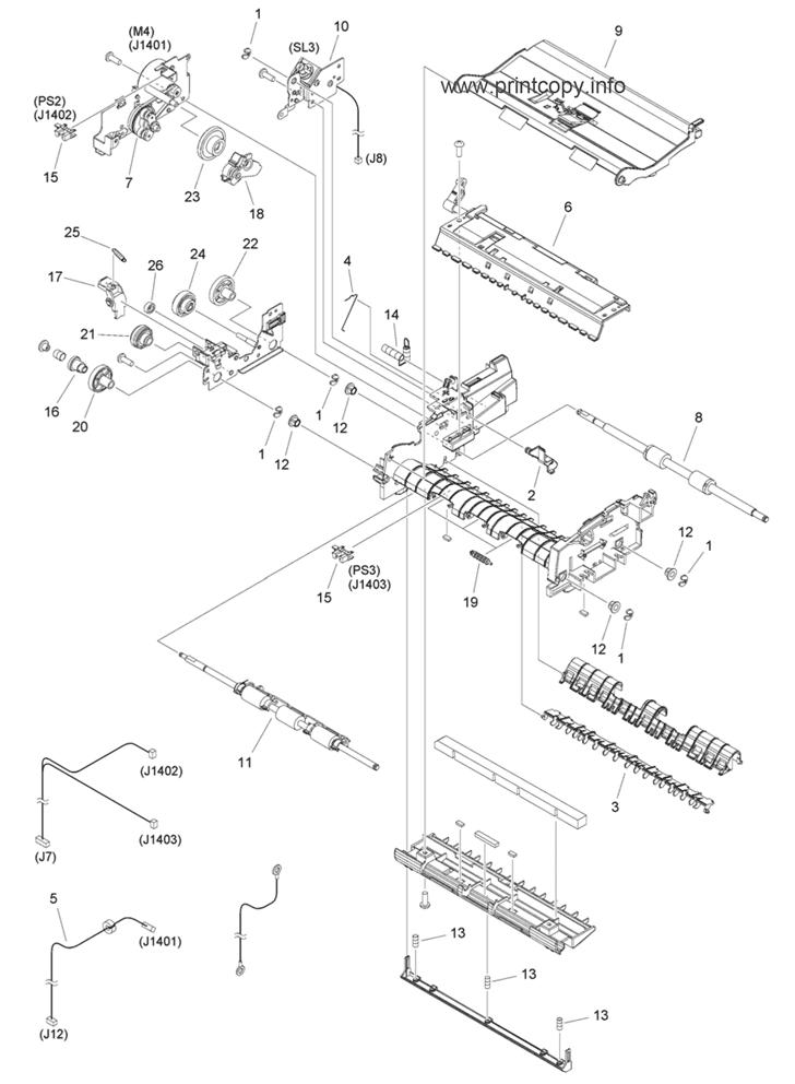 Parts Catalog Canon I Sensys Mf232w Page 26