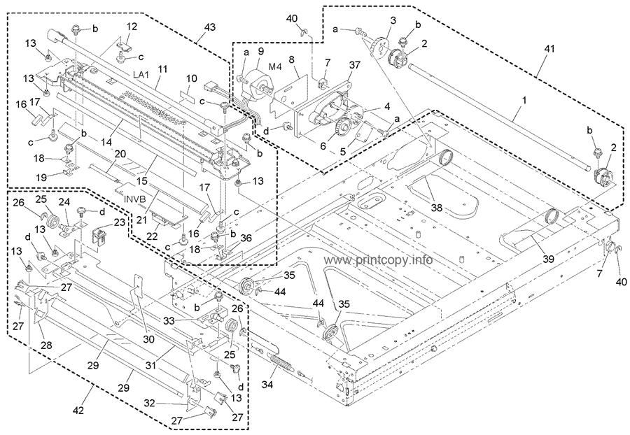 parts catalog u003e konica minolta u003e bizhub 163 u003e page 6 rh printcopy info konica minolta bizhub 163 parts manual Bizhub C253