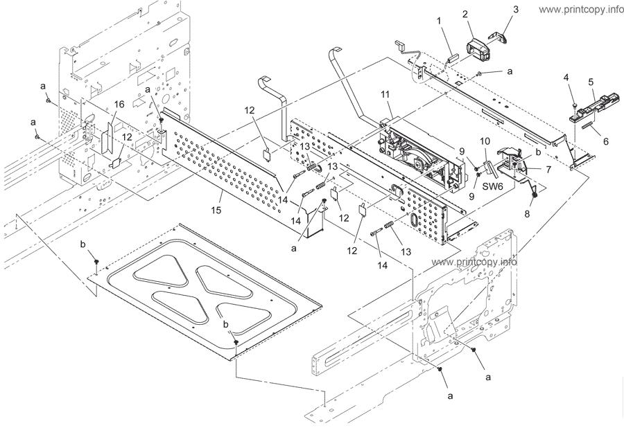 Parts Catalog > Konica-Minolta > bizhub 184 > page 6