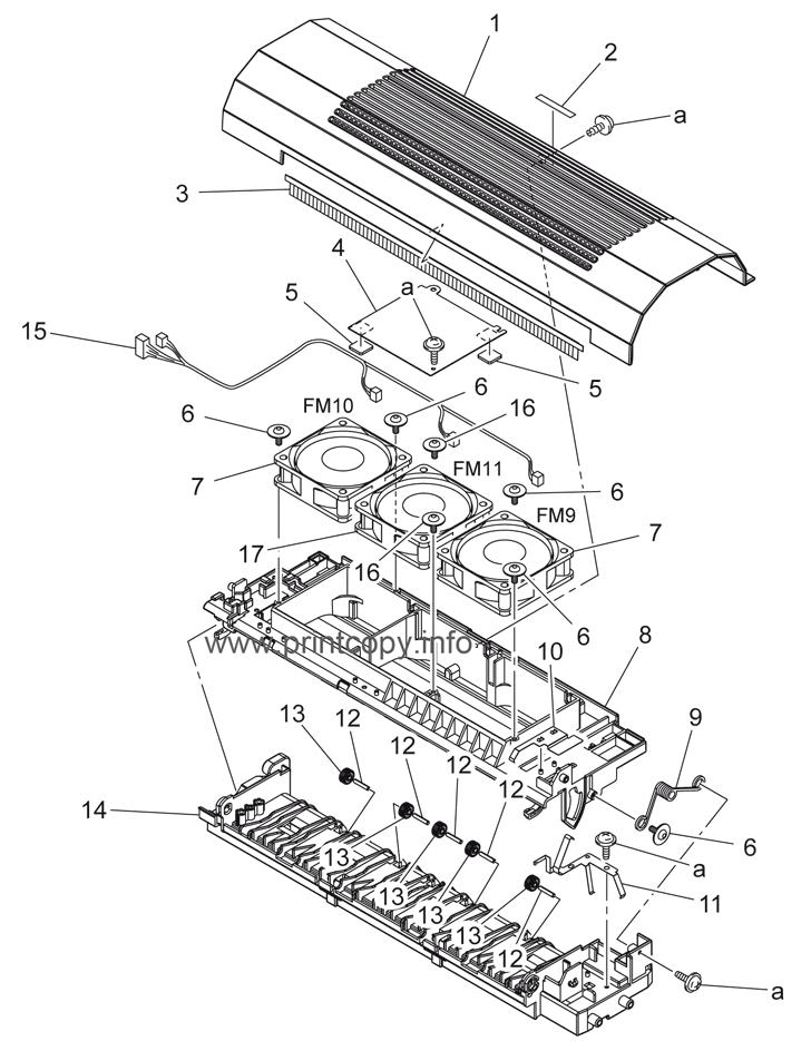 Minolta CR-A33e 1849-735 Light Protection Tube New