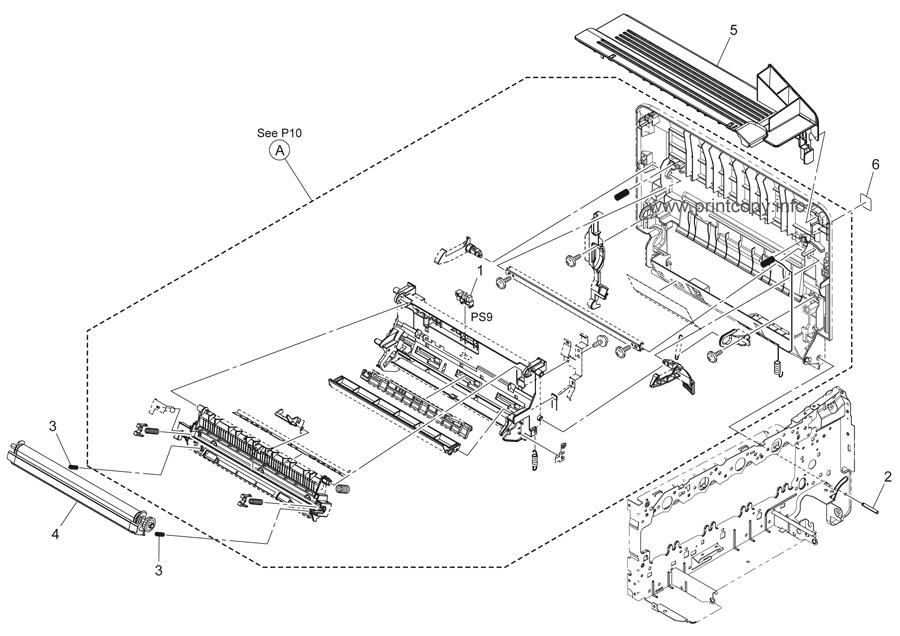 Bizhub c35 parts manual