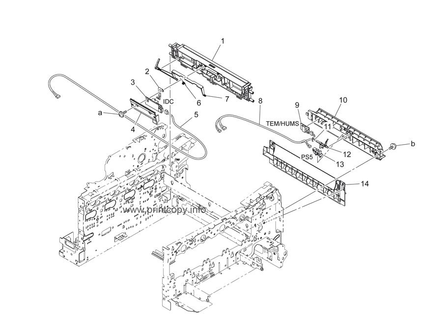 Parts Catalog > Konica-Minolta > bizhub C35P > page 5