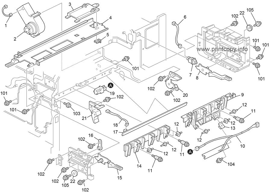 Parts Catalog Ricoh M132 Sp8300dn Al P2 Page 28