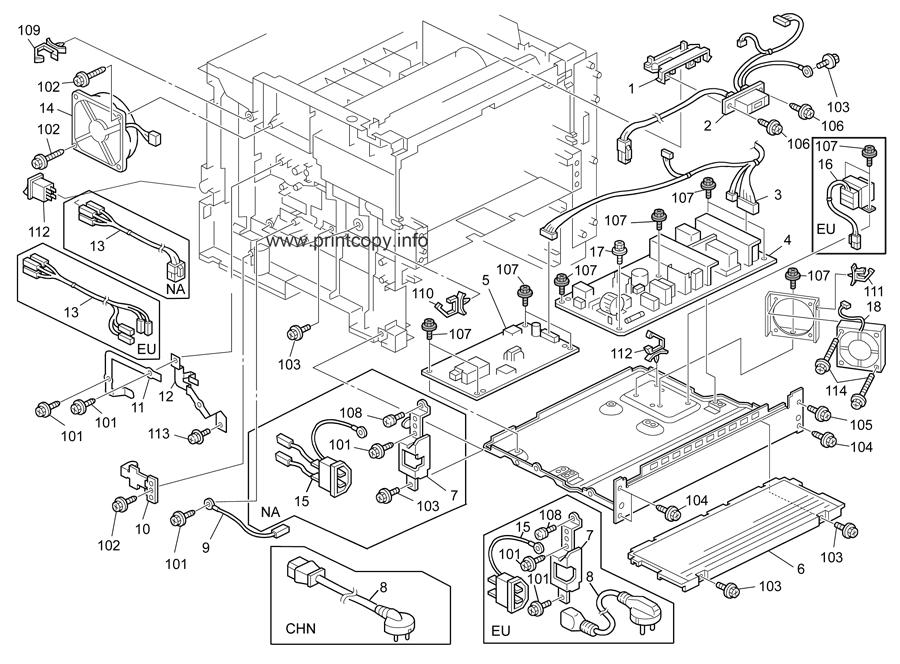 24v Motor Power Supply
