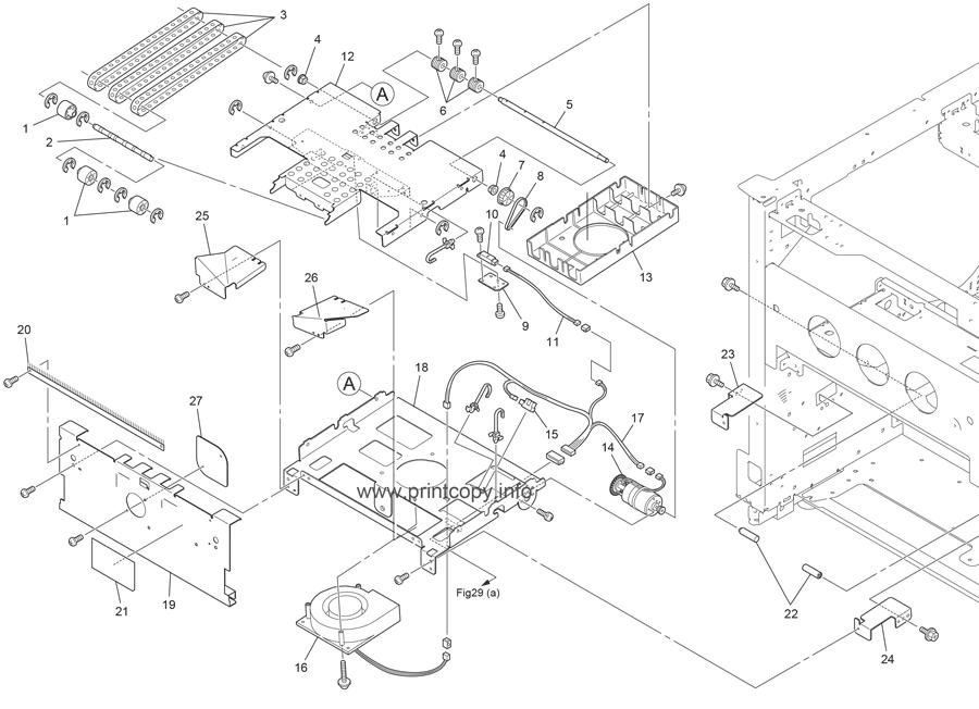 Riso Parts Manual