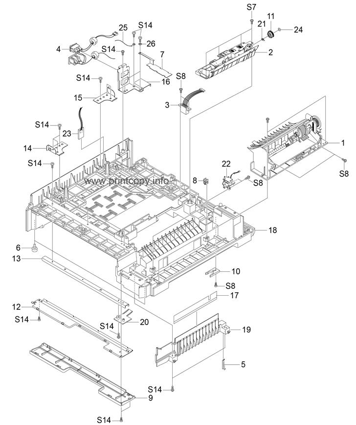 Samsung Rs261 Refrigerator Wiring Diagram