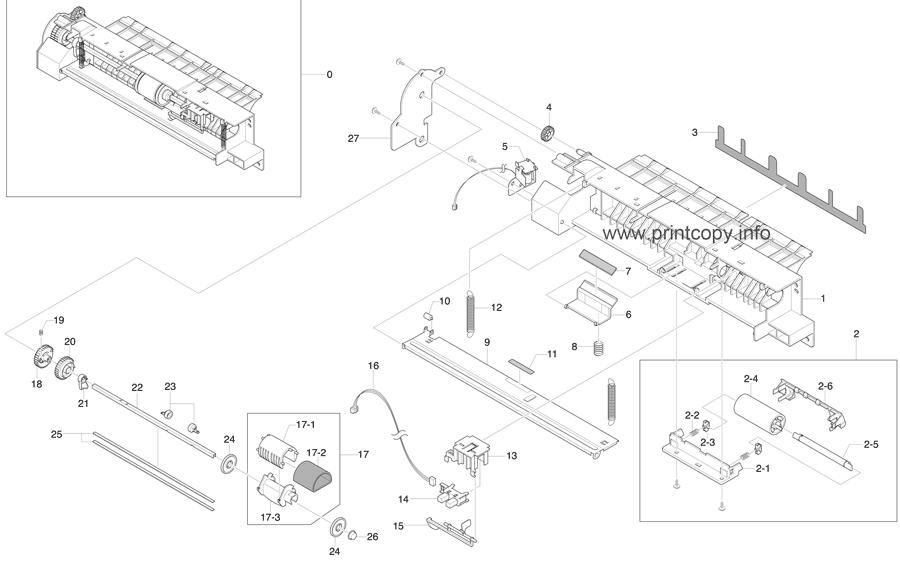Parts Catalog Samsung Ml3051n Page 7
