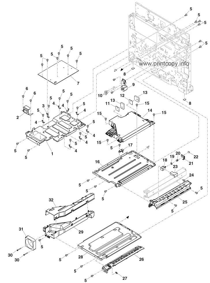 Plug Type: Universal Pukido Original for Sharp LCD-46LX440A power board JSL2086-003 RUNTKA960WJQZ