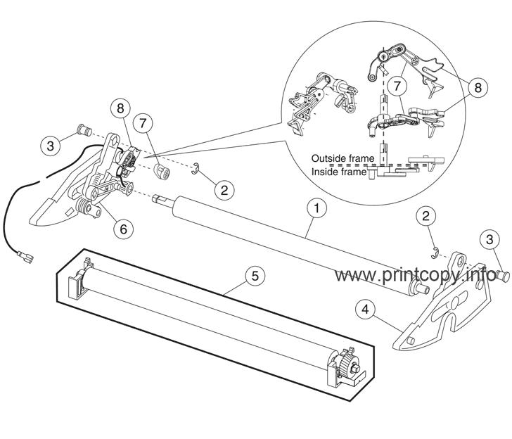 Parts Catalog Toshiba E Studio 320p Page 6