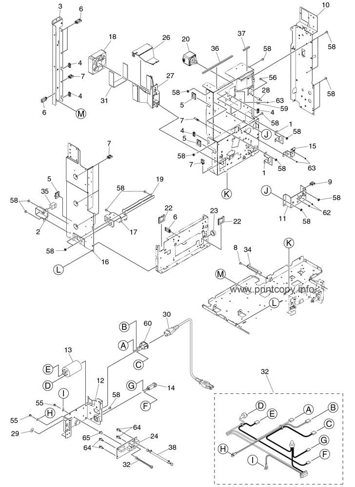 Parts Catalog Toshiba E Studio 452 Page 6