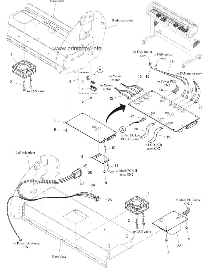 Parts Catalog Mimaki Cg130 Srii Page 8