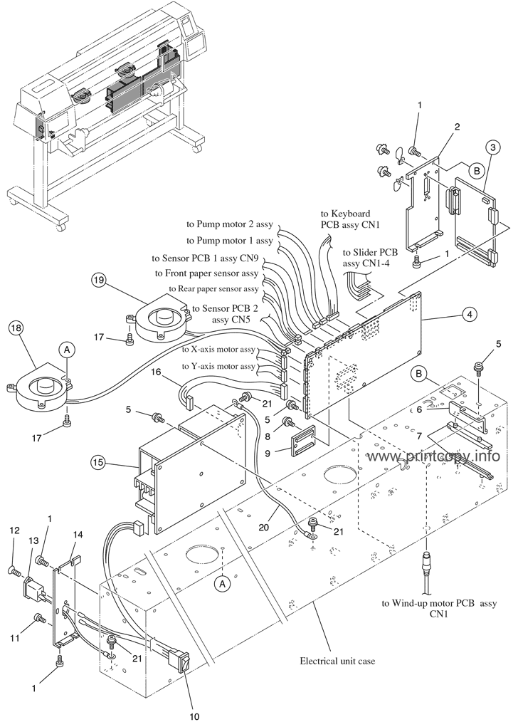 Electrical Plan Archicad