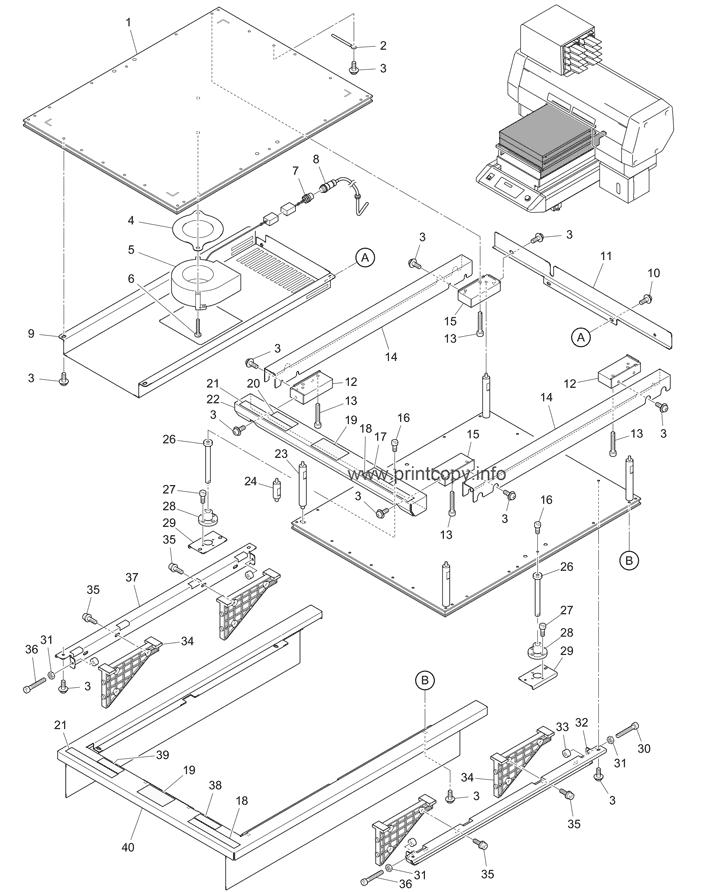 Parts Catalog Mimaki Ujf3042hg Page 5